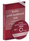 Kodeks spółek handlowych 2020 z komentarzem Michał Koralewski