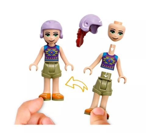 Lego Friends: Leśna przygoda Mii (41363)