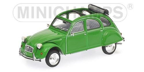 Citroen 2CV 1980 (green)