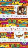 Kalendarz 2014 Rok dobrych myśli