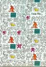 Zeszyt A4 w kratkę 60 kartek Artestar