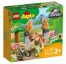 Lego Duplo: Ucieczka tyranozaura i triceratopsa (10939)