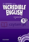 Incredible English 2ed 5 TB