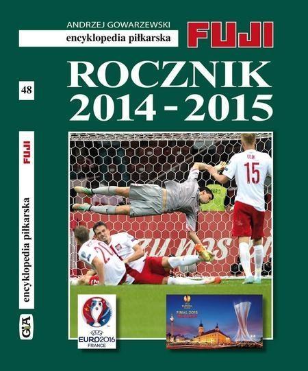 Rocznik 2014-2015 Andrzej Gowarzewski
