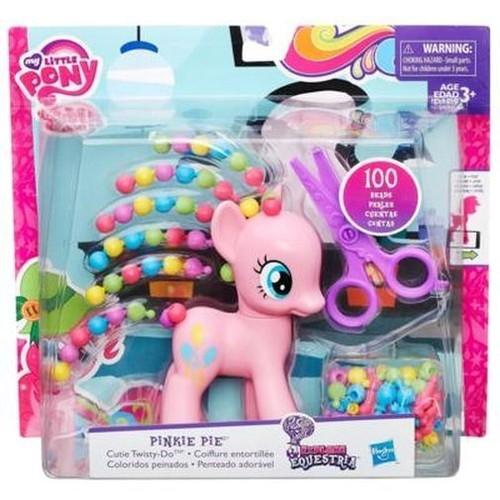 My little Pony Kucyk szalona fryzura Pinkie Pie (B3603)