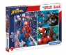 Puzzle SuperColor 3x48: Spider-Man (25238)Wiek: 4+
