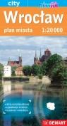 Wrocław plan miasta 1:20 000