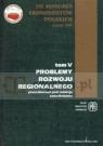 Problemy rozwoju regionalnego