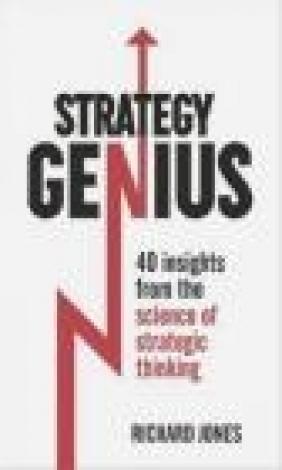 Strategy Genius Richard Jones