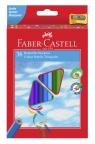 Kredki Eco Colour trójkątne 36 kolorów + temperówka