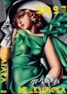 Kalendarz 2021 - Tamara de Lempicka