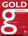 Gold Preliminary Exam Maximiser no key Edwards Lynda, Naunton Jon