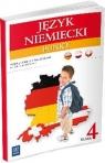 Punkt Język niemiecki 4 podręcznik z ćwiczeniami z płytą CD dla początkujących i kontynuujących naukę