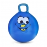 Piłka skacząca 45 cm niebieska