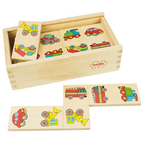 Pojazdy transportowe domino