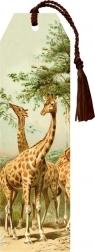 Zakładka 38 ze wstążką Żyrafy
