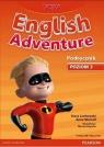 New English Adventure 3 PB + MP3 CD (podręcznik wieloletni)