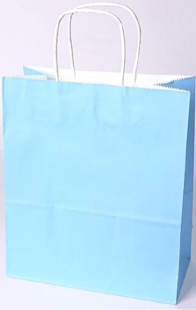 Torebka ekologiczna M niebieska 0222-05