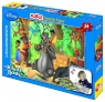 Puzzle dwustronne Disney the Jungle Book (304-31382)