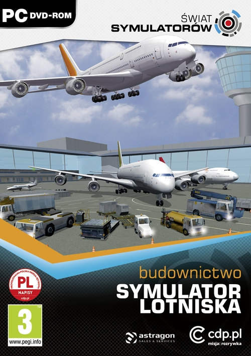 Świat Symulatorów Symulator Lotniska 2013 PC