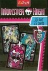 Karty Piotruś - Monster High 	 (08438)