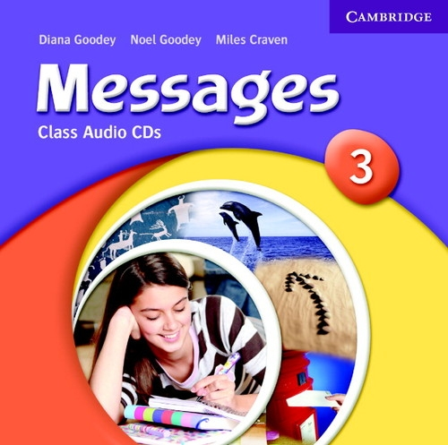 Messages 3 Class 2CD