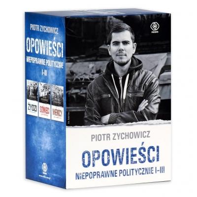Pakiet: Opowieści niepoprawne politycznie T.1-3 Piotr Zychowicz