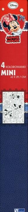 4 Kolorownaki mini Minnie Mouse