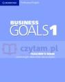 Business Goals 1 TB Gareth Knight, Mark O'Neil, Bernie Hayden