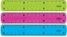 Linijka plastikowa Flexible - 15 cm (86638)