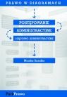 Prawo w diagramach Postępowanie administracyjne i sądowoadministracyjne
