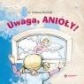 Uwaga, anioły! (Uszkodzona okładka) Ruciński Tadeusz