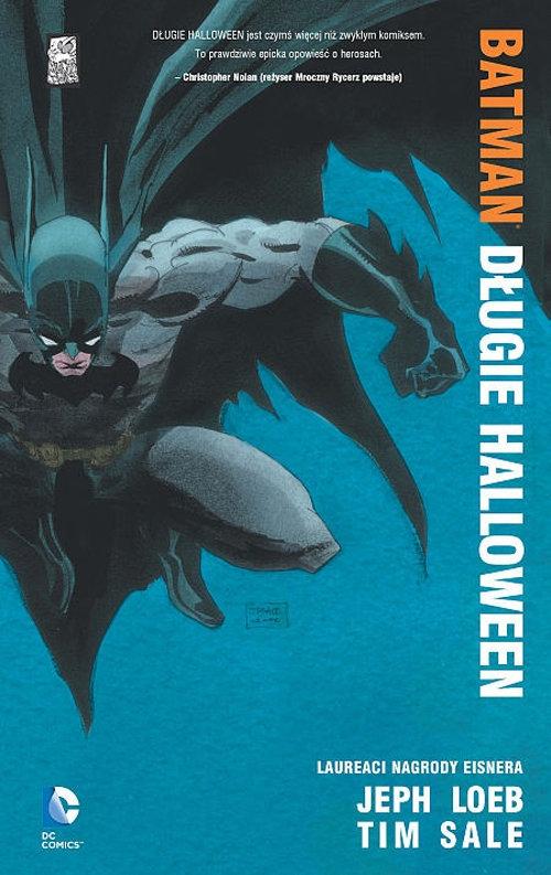 Batman długie Halloween