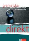 Direkt gramatyka języka niemieckiego z ćwiczeniami Motta Giorgio