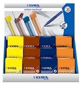 Wkłady grafitowe Lyra 0,7mm 5002101