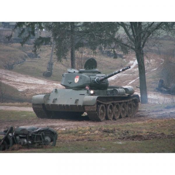 T-44 sowiecki czołg średni (6238)