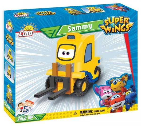 Super Wings Sammy (25138)
