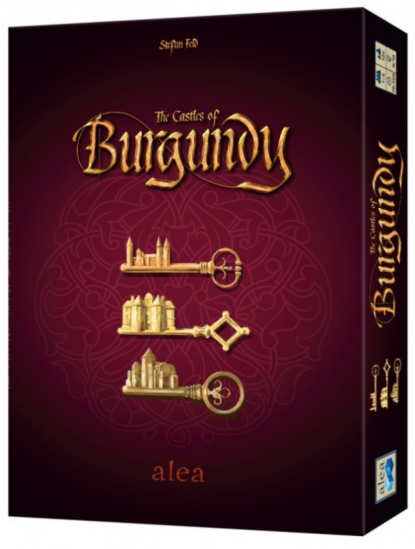 Gra Zamki Burgundi i BIG BOX (14383)