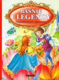 Baśnie i legendy Najpiękniejsze opowieści Andersen Hans Christian, Collodi Carl, Kipling Rudyard