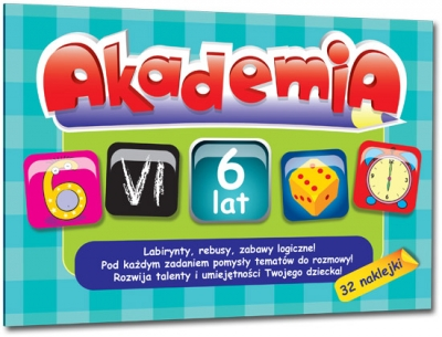 Akademia - 6 lat Ewa Sajek