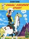 Lucky Luke Uwaga Niebieskie Stopy Tom 10
