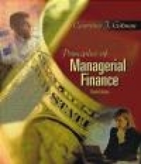 Principles of Managerial Finance (IE)