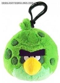 Angry Birds: Space - Plusz brelok: Fat Green Bird (CAB92738)