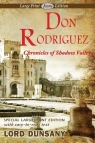 Don Rodriguez Chronicles of Shadow Valley (Large Print Edition)