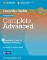 Complete Advanced Teacher's Book + CD Brook-Hart Guy, Haines Simon