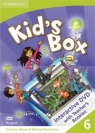 Kid's Box 6 DVD w/Teacher's Booklet Caroline Nixon, Michael Tomlinson, Karen Elliott