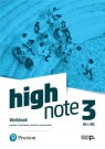 High Note 3. Workbook + Online Practice