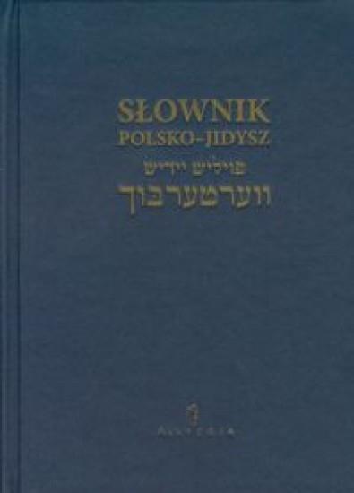 Słownik polsko-jidysz Mark Aron