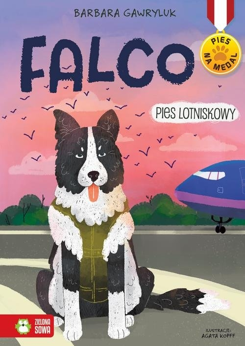 Falco Pies lotniskowy Gawryluk Barbara