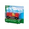 Brio World: Wagon ze złotem (63393800)Wiek: 3+